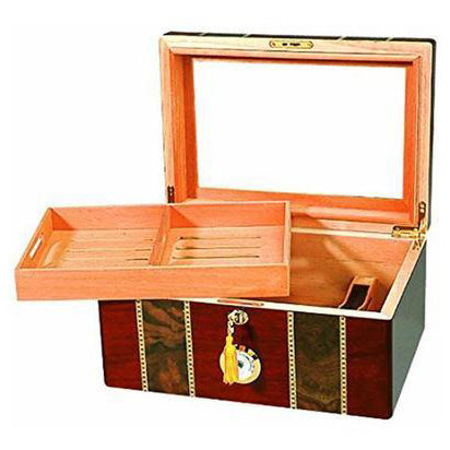 Quality Importers, Quality Importers Pompeii Humidor, Humidor - Humidor Enthusiast