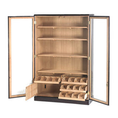 4,000 Cigar Capacity Commercial Display Humidor by Quality Importers