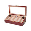 Image of Quality Importers, Humidor HUM-DIS4 Counter Top Display Cherry, Humidor - Humidor Enthusiast