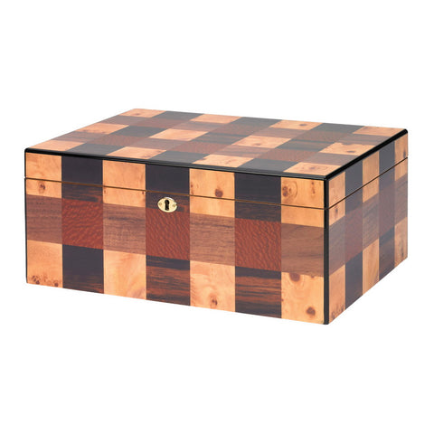 Quality Importers, Humidor Othello Desktop, Humidor - Humidor Enthusiast