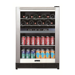 Magic Chef 24-Inch Wine And Beverage Center