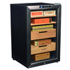 Image of NewAir 400 Climate Controlled Automatic Cigar Humidor CC-300H