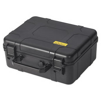 Cigar Caddy, Prestige Import Group Cigar Caddy 40 Black Plastic Travel Humidor, Humidor - Humidor Enthusiast