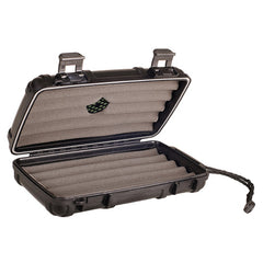 Prestige Import Group Cigar Caddy 5 Plastic Travel Humidor