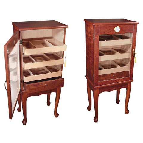 Prestige Import Group, Prestige Import Group 'The Belmont' Table Humidor, Humidor - Humidor Enthusiast