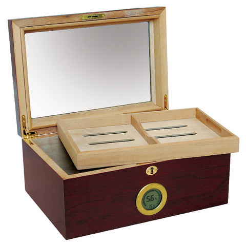 Prestige Import Group, Prestige Import Group 'The Berkeley Digital' Humidor, Humidor - Humidor Enthusiast