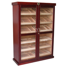 Large Display Cabinet Humidor 'The Gettysburg' - 4,000 Cigar Capacity