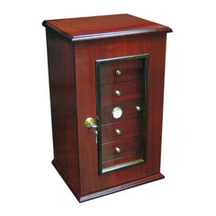 Prestige Import Group, Prestige Import Group 'The Charleston' Desktop Humidor with Drawers, Humidor - Humidor Enthusiast