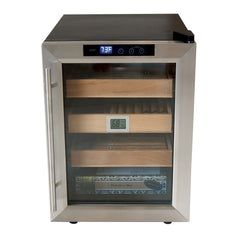 Fully Automatic Electric Cooler Humidor 'The Milwaukee' -250 Cigar Capacity