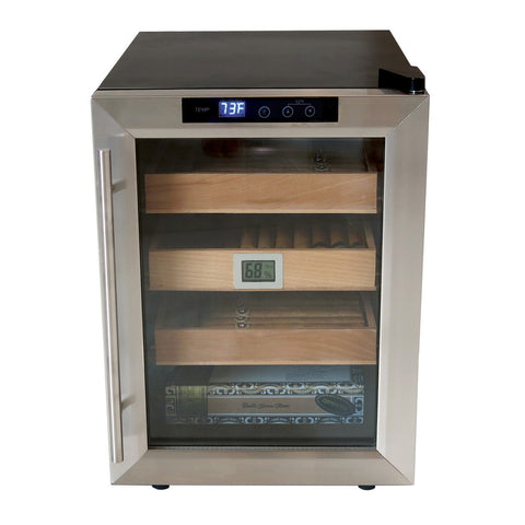 Prestige Import Group, Prestige Import Group 'The Clevelander' Electric Cooler Humidor, Humidor - Humidor Enthusiast