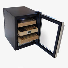The Clevelander Electric Cooler Humidor by Prestige Import Group