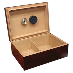 The Executive Cherry Humidor by Prestige Import Group