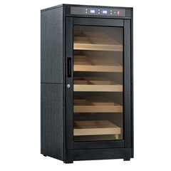 Automatic Electronic Cabinet Humidor 'The Stanton' - 1,250 Cigar Capacity