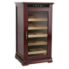 Fully Automatic Electronic Cabinet Humidor - 'The Quincy'
