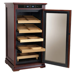 The Redford Electronic Cabinet Humidor by Prestige Import Group