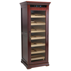 Image of The Remington Electric Cabinet Humidor by Prestige Import Group