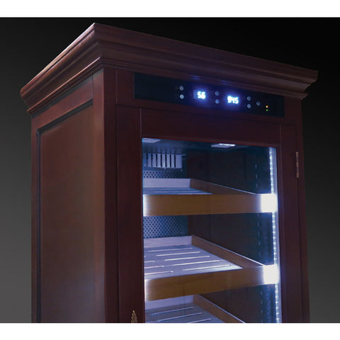 Prestige Import Group, Prestige Import Group 'The Remington' Electric Cabinet Humidor, Humidor - Humidor Enthusiast