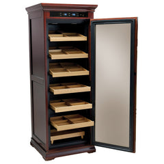 The Remington Electric Cabinet Humidor by Prestige Import Group