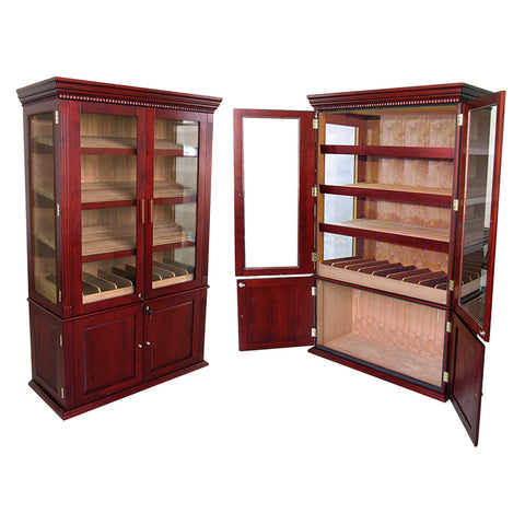 Prestige Import Group, Prestige Import Group 'The Saint Regis' Cabinet Humidor, Humidor - Humidor Enthusiast