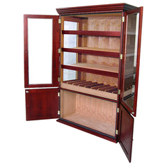 The Saint Regis 4,000 Cabinet Humidor by Prestige Import Group