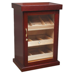 End Table Display Humidor 'The Roosevelt' - 1,000 Cigar Capacity