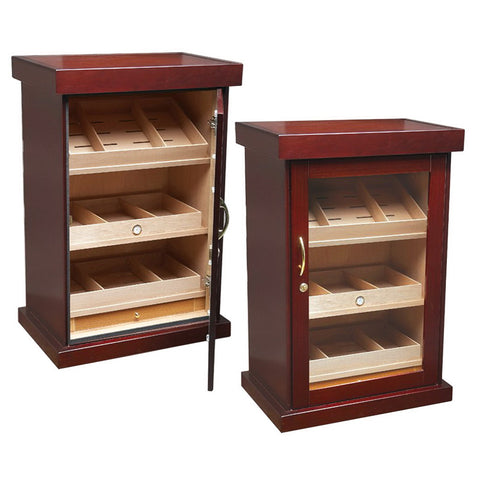 Prestige Import Group, Prestige Import Group 'The Spartacus' Display Cabinet Humidor, Humidor - Humidor Enthusiast