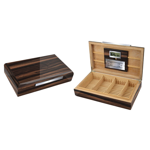 Prestige Import Group, Prestige Import Group 'The Vanderbilt' Lacquer Finish Humidor, Humidor - Humidor Enthusiast