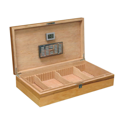 Prestige Import Group, Prestige Import Group 'The Winchester' Apple Wood Finish Humidor, Humidor - Humidor Enthusiast