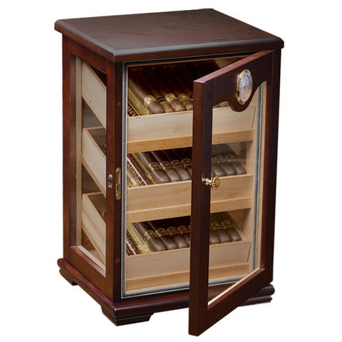 Prestige Import Group, Prestige Import Group 'The Milano' Countertop Display Humidor, Humidor - Humidor Enthusiast