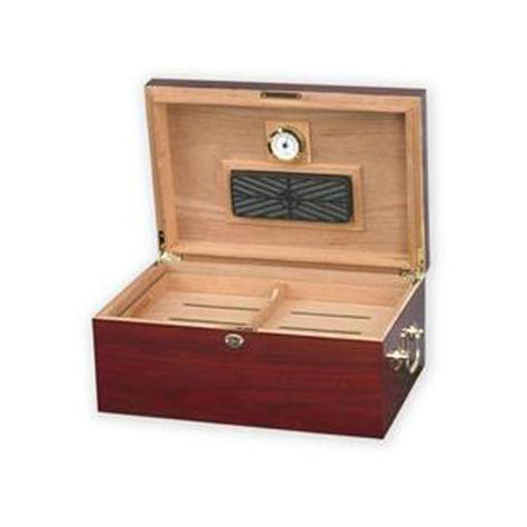 Quality Importers, Quality Importers 5 Vegas Tradition Branded Humidor, Humidor - Humidor Enthusiast