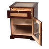 Image of Quality Importers, Quality Importers Galleria Table Humidor, Humidor - Humidor Enthusiast