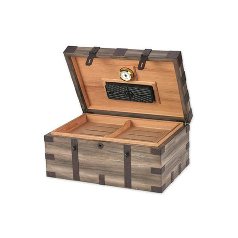 Quality Importers, Quality Importers Renaissance Inspired Humidor, Humidor - Humidor Enthusiast