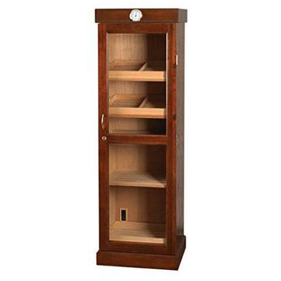 Quality Importers, Tower of Power 3000 Display Tower Humidor By Quality Importers, Humidor - Humidor Enthusiast