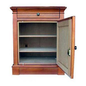 Quality Importers, Quality Importers Lauderdale Table Humidor, Humidor - Humidor Enthusiast