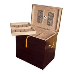 Quality Importers Medici Large Desktop Humidor