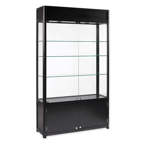 Quality Importers Merchandise Large Display Humidor