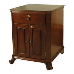 The Montegue End Table Humidor by Quality Importers