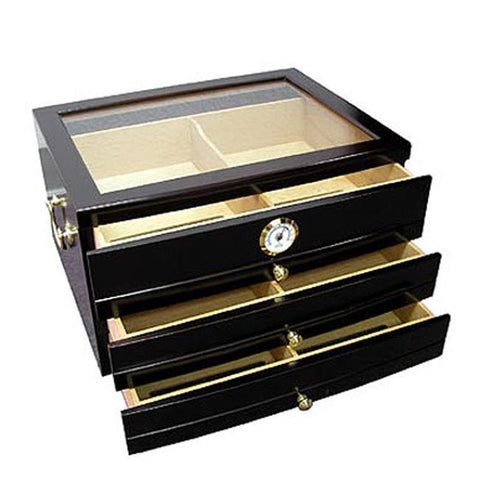 Quality Importers, Quality Importers Palermo Humidor, Humidor - Humidor Enthusiast