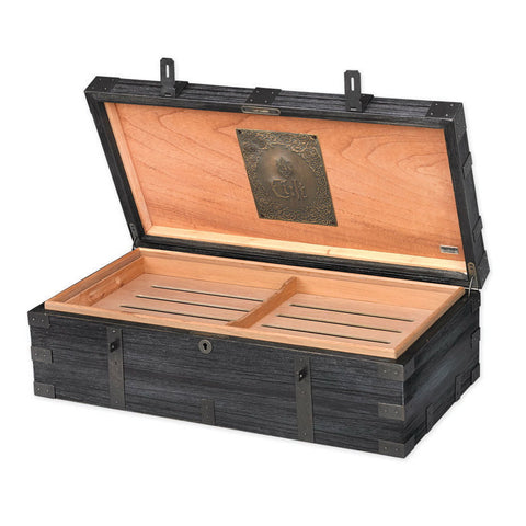 Quality Importers Renaissance Inspired Cult Humidor