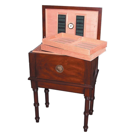 Quality Importers San Marco Table Humidor