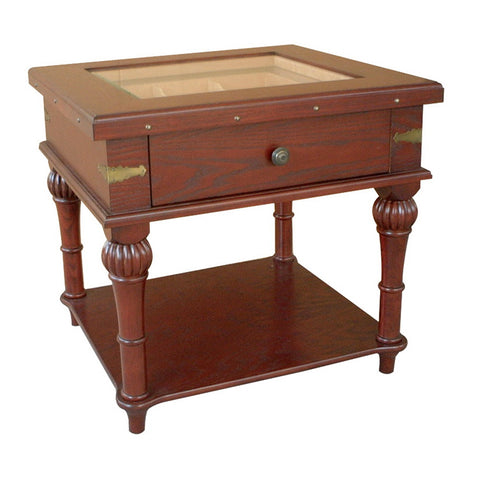 Quality Importers Scottsdale Table Humidor