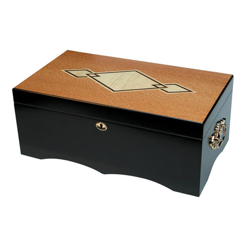Quality Importers The Cordoba Desktop Humidor
