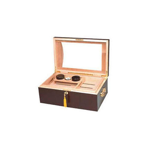 Quality Importers, Quality Importers The II Duomo Humidor, Humidor - Humidor Enthusiast