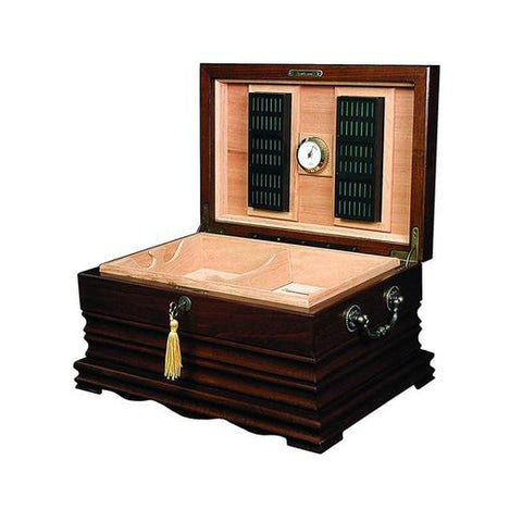 Quality Importers, Quality Importers Tradition Antique Humidor, Humidor - Humidor Enthusiast