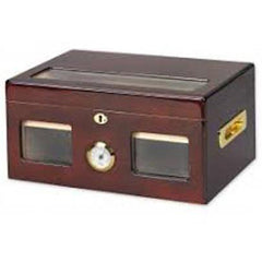 Quality Importers Versailles Glass Top Humidor