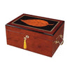 Image of Quality Importers, Quality Importers Deauville Desktop Humidor, Humidor - Humidor Enthusiast