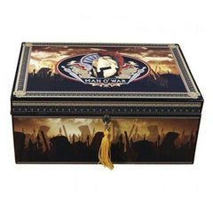 Quality Importers Man O War Branded Humidor