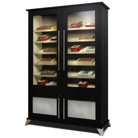 The Jackson Commercial Display Humidor - 2,000 Cigar Capacity