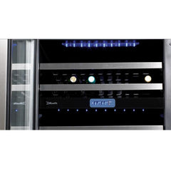 "Silhouette Stilton 24"" Dual Zone Wine Cooler"