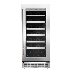 "Silhouette Tuscany 15"" Single Zone Wine Cooler"